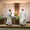 September 1, 2017 - Pastor Installation Mass: Fr. Michael Vaughan photo album thumbnail 14