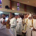 September 1, 2017 - Pastor Installation Mass: Fr. Michael Vaughan photo album thumbnail 28